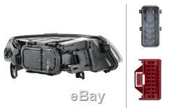 1x Phare Feu Feux Avant Droite Electrique Led Pour Audi A6 2010-2015 Original