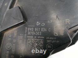 8V0941034C Phare Droite Pour AUDI A3 (8v) / Sans Régulateur Sachez Photo /