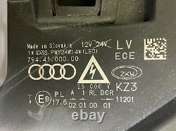 8XA941005A Phare projecteur optique Audi A1 Gauche L LED DEL Xenon 7944100000 EU