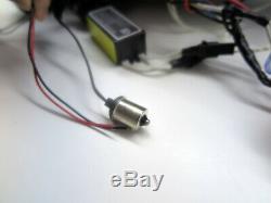 A4 A4/S4 B5 8D MK1 99-01 CCFL Projector LED Feux Avant Phare BK EU for AUDI RHD