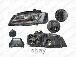 A5 2007 2011 Phare Bi-Xénon LED Avant Lampe Gauche 8T0941029AK pour Audi