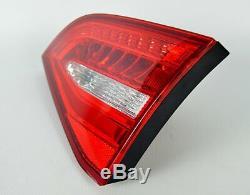 AUDI A4 Avant/Allroad 11-15 LAMPE FEU ARRIERE Droite LED Original 8K9945094E