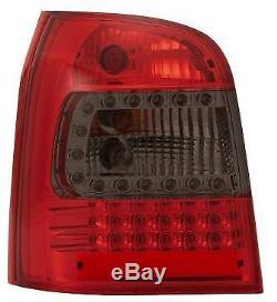Adapté à Audi A4 avant 94-00 Led-Arrière Feux Arrière Lampe Paire Clignotant