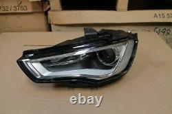 Audi A3 8V Phares Xenon LED à Gauche 8V0941005 AE