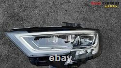 Audi A3 Optique Phare Facelift Full Led Gauche 8v0941033c En Parfaite Etat