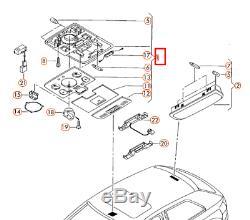 Audi A3 S3 8P LED Intérieur S LIGNE Lecture Lumière 8E0947135D6PS Neuf