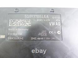 Audi A3 S3 8V Véhicule Appareil de Commande 5Q0937084AA Bcm BSG Plein, LED, Shz