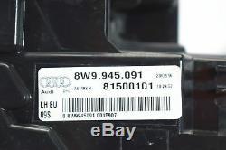 Audi A4 8W avant Toute Led Feux Arrières Lumières Arrière Kit 8W9945094