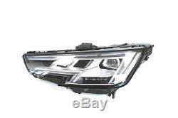 Audi A4 B9 8W 2016 Conduite à gauche LED Matrix Phare Paire Droite 8W0941035
