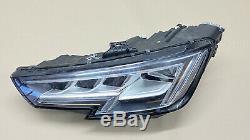Audi A4 B9 8W Phares LED Matrice Limousine avant 8W0941035 à Gauche