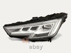 Audi A4 B9 Vollled Matrice 8W0941035 Phare à Gauche Top État