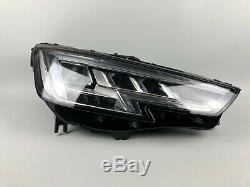 Audi A4 S4 B9 8W avant Droit Côté Complet LED Phare Avant Matrix Phare 8W0941036