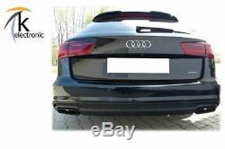 Audi A6 4G avant Facelift Led-Heckleuchten Feux Arrière Dynamique Clignotant