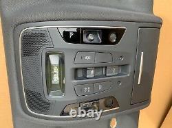 Audi A6 C7 4G S6 S-LINE RS6 Avant Ciel Noir Colonne Panorama LED Lumières 02