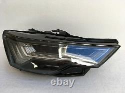 Audi A6 C8 4K Phares Avant Droite Plein LED Matrice 4K0941036 Or