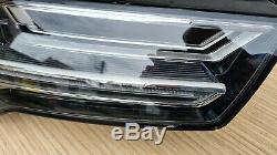 Audi A7 4g RS7 Original Phare 4G LHD Right side 4G8941036 Full DEL Matrix LED