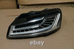 Audi A8 4H Phares Matrice LED à Gauche 4H0941035
