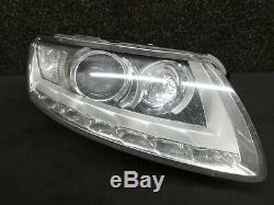 Audi Original A6 4F Facelift LED Phare Xénon Courbe de Lumière Droite