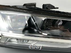 Audi Q2 2019 Complet LED Phare Avant Droit Côté Lampe Véritable 81A941034