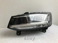 Audi Q2 81A Phares Avant à Gauche Plein LED 81A941773 Original