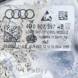 Audi Q7 4M 3.0TDI 200kw avant Gauche LED Phare 4M0941033A 7PP941572AB Rhd 2016