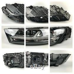 Audi Q7 SQ7 4M avant Gauche Matrix Faisceau Phare Complet LED OEM 4M0941035