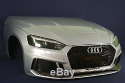 Audi Rs5 2018 Conduite à gauche avant Embout Masque Kit Pare-Choc Capot Led