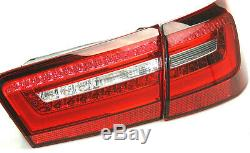 Audi Rs6 A6 4g avant 2x Led Feu Arrière Droit 4g9945094d 4g9945096d
