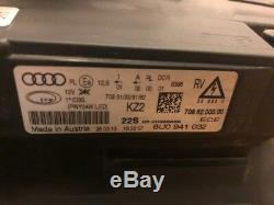 Audi Rs Q3 8U Phares Xénon LED avec Courbe de Lumière Droite 8U0941032