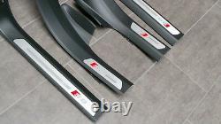 Audi S8 (A8) 4H Seuils de Porte Revêtement Pilier Atteindre LED 4H1867271 A
