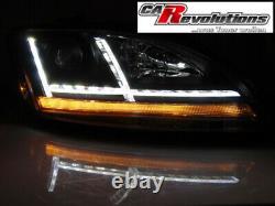 Audi Tt 8J LED Phares Xénon Dynamique Clignotant 8S Regardez Chrome