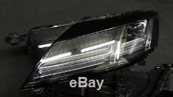 Audi Tt TTS 8S Phares Phares à droite/Gauche Lot LED Matrice Beam Complet