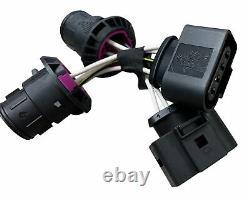Complément D'Équipement Facelift Phares Câble Adaptateur Fiche Pour Audi A3 S3