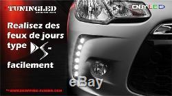 Ds3 Feux De Jour Diurne Led Audi A4 A6 Avant