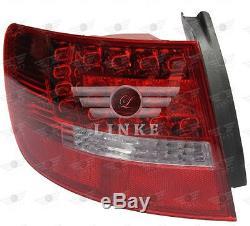 FEUX ARRIERE AUDI A6 AVANT (C6) 06/06-10/08 gauche LED 077485451