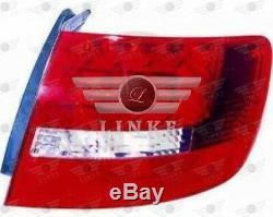 FEUX ARRIERE AUDI A6 AVANT (C6) 11/08-04/11 droit Clignotant blanc, LED