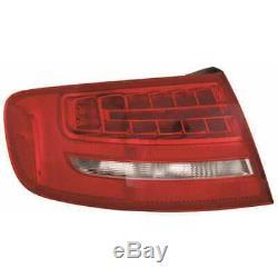 Feu Arrière Droit Extérieur Led pour Audi A4 avant 8 K 5 B8 Toute 8kh Py21w W16w