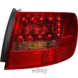 Feu Arrière Droit LED Type Valeo pour Audi A6 avant (4F5, C6) Année Fab. 05-08