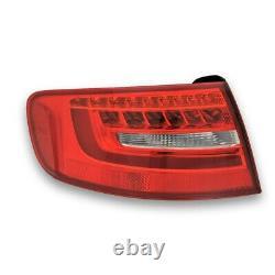 Feu Arrière Gauche LED pour Audi A4 B8 Allroad Avant 2012-2015 DEPO