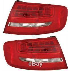 Feu Arrière Kit Extérieur LED pour Audi A4 avant 8K5 B8 Toute 8KH PY21W W16W