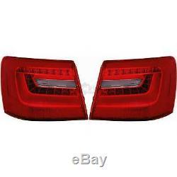Feu Arrière Kit Externe Partie pour Audi A6 Avant Toute Année Fab. 11-14
