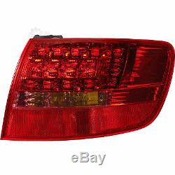 Feu Arrière LED Droite Externe Partie pour Audi A6 4F avant 03/05-09/08
