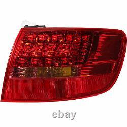 Feu Arrière LED Kit Externe Partie pour Audi A6 4F Avant 03/05-09/08