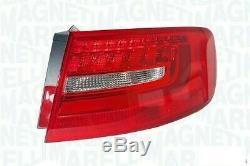 Feu Phare Arrière Droite pour Audi a4 2012 au 2014 Externe LED Sw