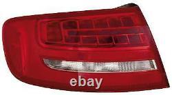Feu arrière extérieur gauche pour AUDI A4 IV ph. 1 2007-2011, Modèle Avant, à L
