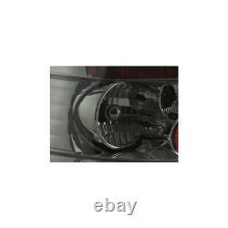 Feux arriere LED Audi A4 Avant (B6/8E) An. 01-04 noir FK AUTOMOTIVE FKRLXLAI1400