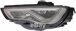 Feux avant Gauche LED Afs pour Audi a3 3-5p 2012- a3 Berline-Cabriolet 2013