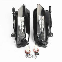 Grils Grilles + LED Phares antibrouillard Feux Pour AUDI A3 8V à hayon 2013-2016