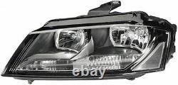 HELLA Projecteur principal GAUCHE pour AUDI A3 Sportback (8PA) A3 Cabrio (8P7)