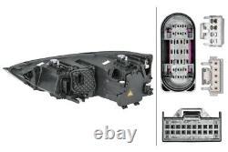 Hella Phare Bi-Xénon pour Audi A1 (8X1, 8XA, 8XF, 8XK), à Droite